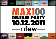MAX100 Release Party