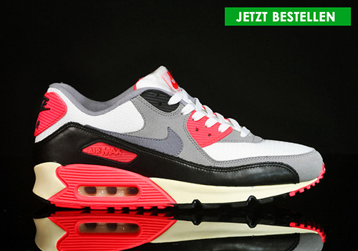 Air Max 90 Infrared Hyperfuse
