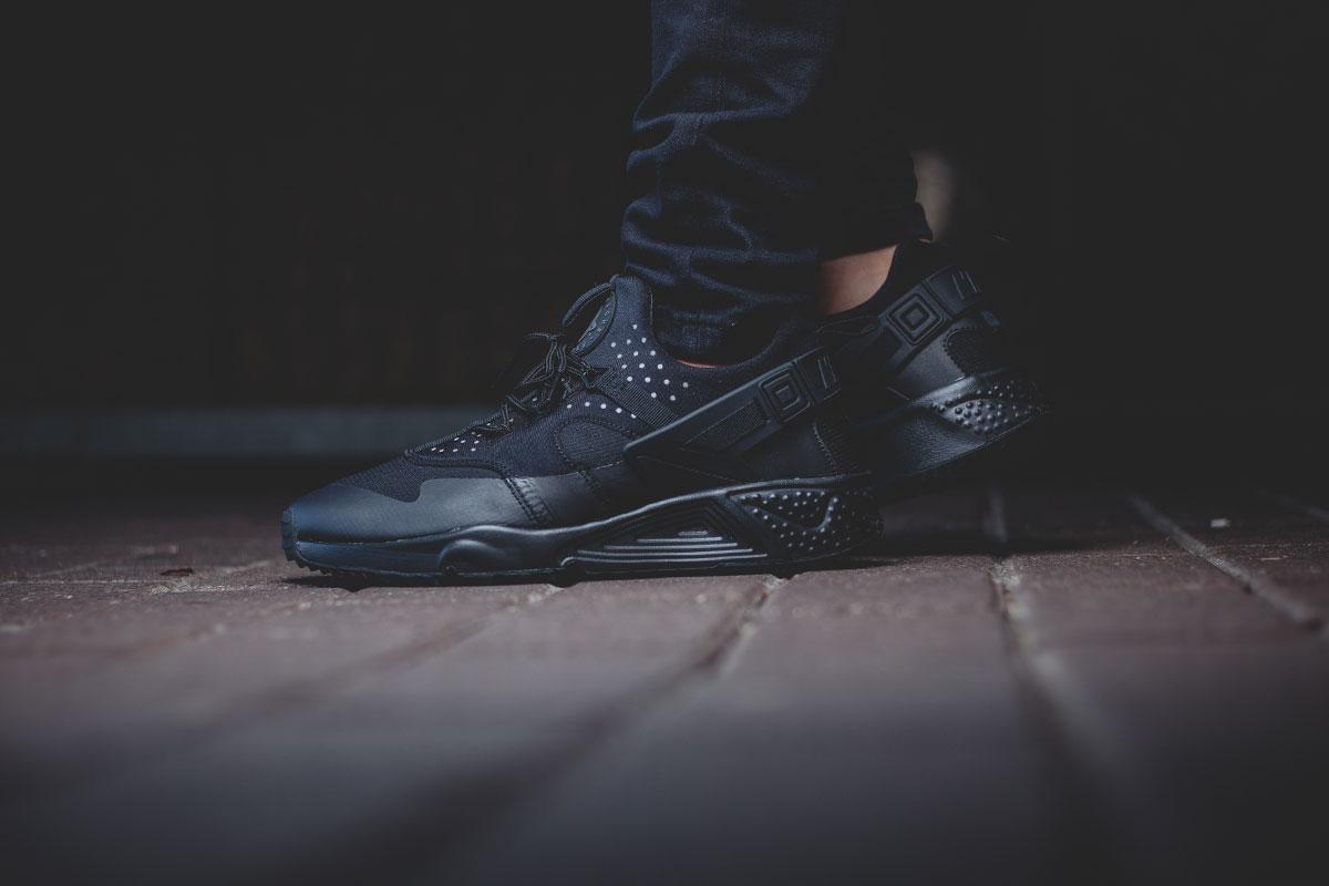 Nike Huarache Utility Black