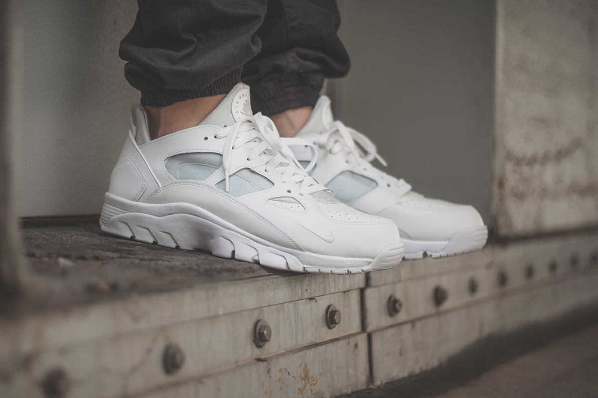 best sneakers 13206 1fef7 Nike Air Trainer Huarache Low