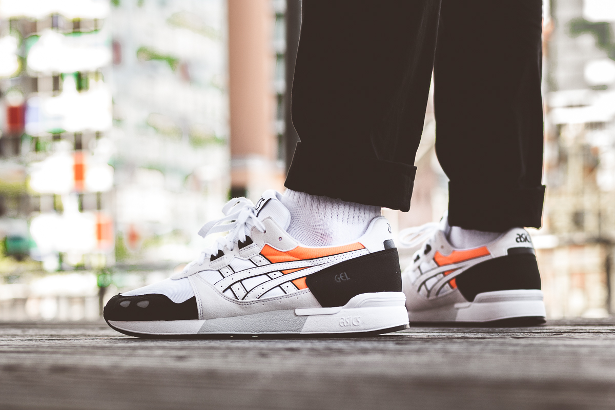 Asics Gel Lyte OG On Feet Foto