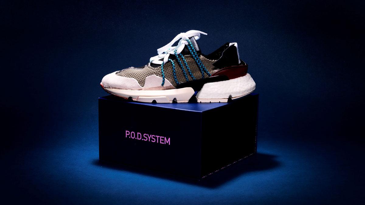 Adidas POD-S3.1 London Recap