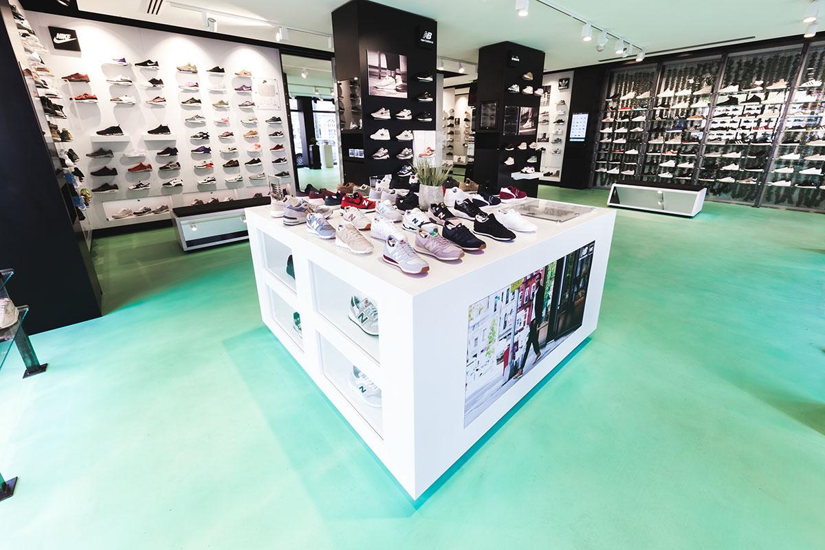 AFEW STROE Sneaker Store Düsseldorf