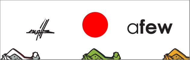 Afew Kwills Onitsuka Tiger Bild