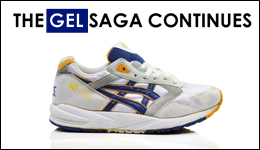 Asics Gel Saga II - Re-Release
