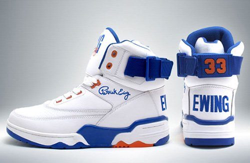 Ewing Shoe White