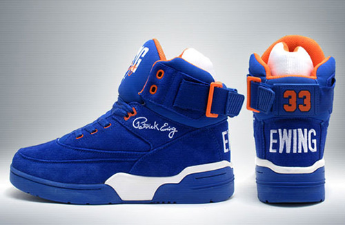 Ewing Shoe Blue