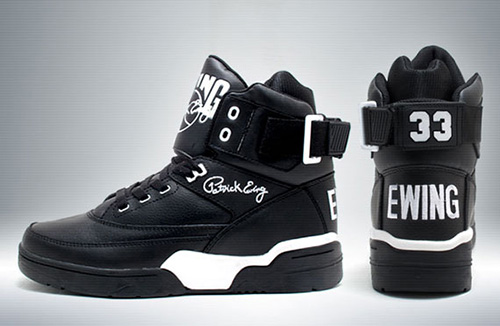 Ewing Shoe Black