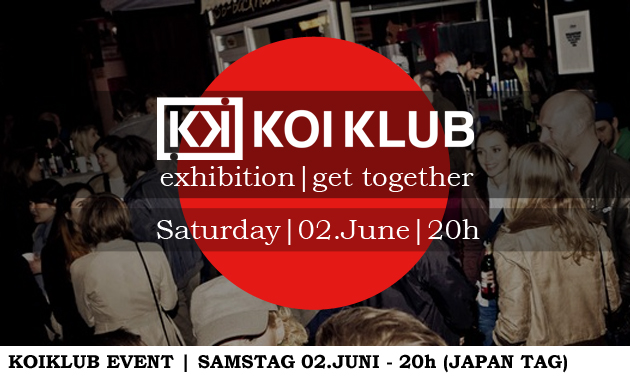 KoiKlub Party