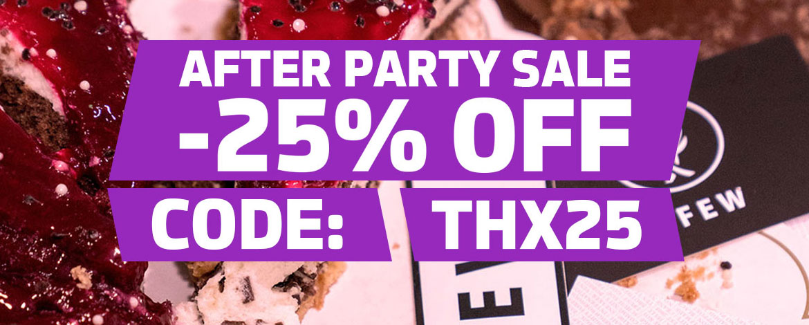 Afew After Party Sale