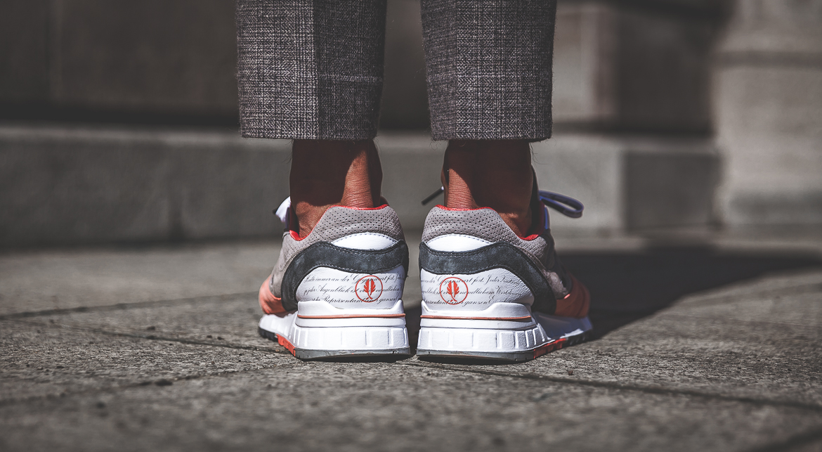 """outlet store fe0ec 21058 Saucony x Afew Shadow Master 5000 """"Goethe"""""""